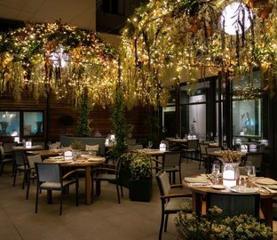 Restaurant Vincci Soho  Madrid